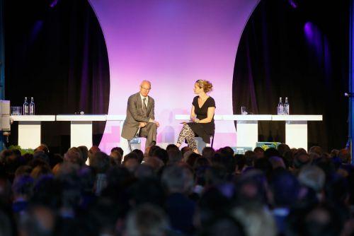Laheij in gesprek met Wouter Stolwijk