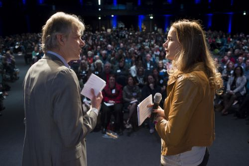 Congres Mensenwerk 15 februari 2015