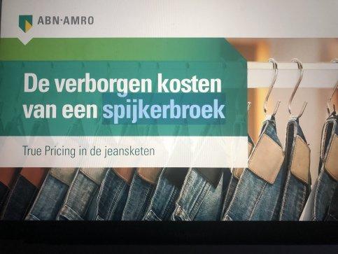 Live Linked-in Webinar van ABN AMRO  Duurzaam ondernemen